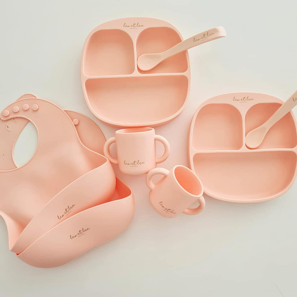 Ensemble silicone rose nude
