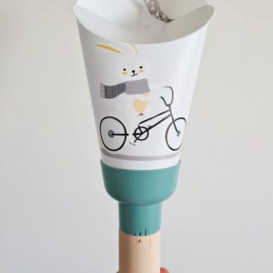 Lampes nomades rechargeables